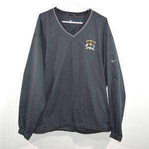 Nike GOLF Mens Pullover Outdoor Golf Jacket Sz XL